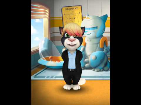 [My Talking Tom] Parte 1 replay de zendaya 2014