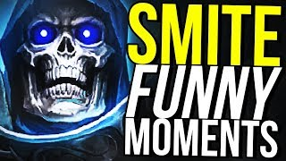 MY NEW MAIN! (Smite Funny Moments)