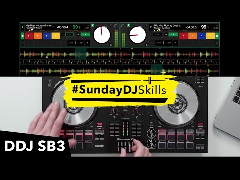 Pioneer DDJ SB3 Performance Mix - Hip Hop Throwback