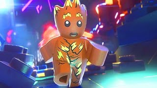 LEGO Marvel Super Heroes 2 - Baby Groot Teaser Trailer (2017)