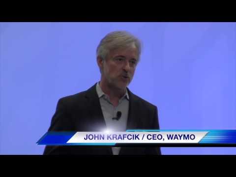 Waymo CEO John Krafcik speaks at Automobili-D (2017 NAIAS)
