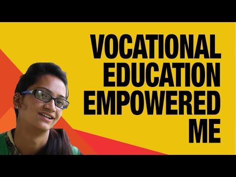 Vocational Education Empowered me - Tanuja Thakur, Student, GSSS Banjar, H.P