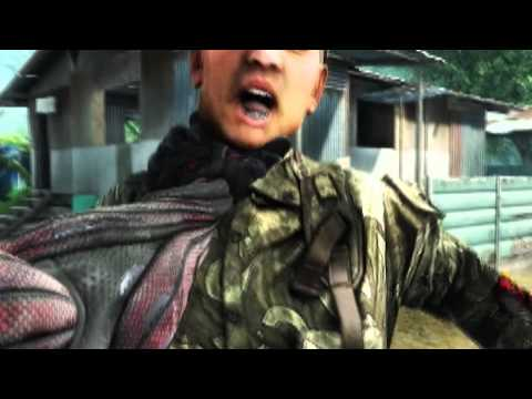 Crysis 1 Intro Cinematic (1080P HD)