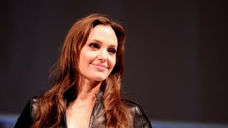 WATCH || Angelina Jolie Happily Emerges For The First Time Since Talking '