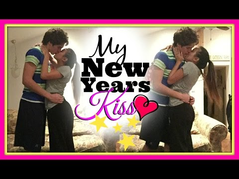 MY NEW YEARS KISS!