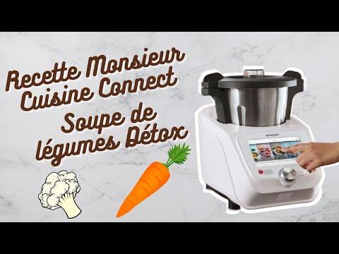 recette-monsieur-cuisine-connect-:-soupe-de-légumes-detox-🥕🍜
