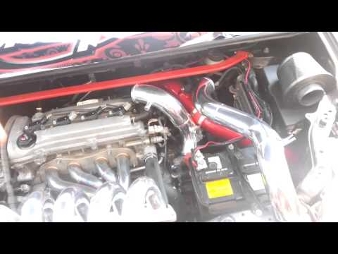 Scion Tc Engine Mods - Scion xb custom update wpr headers intake manifold