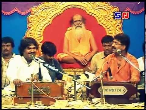 Indra Bharti Asham Ghatvad | Jugalbandi Santvani | Osman Meer & Yogeshpuri | Bholenath Bholenath