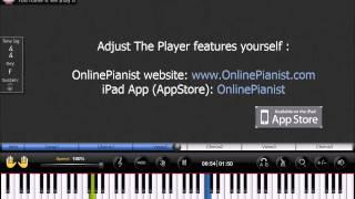 Chuck Berry - Johnny B Goode - Piano Tutorial & Sheets (Easy Version)