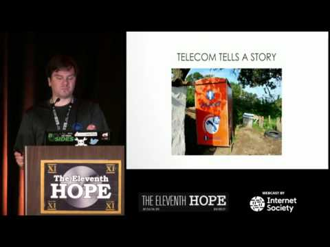 The Eleventh HOPE (2016): Seven Continents: A Telecom Informer World Tour