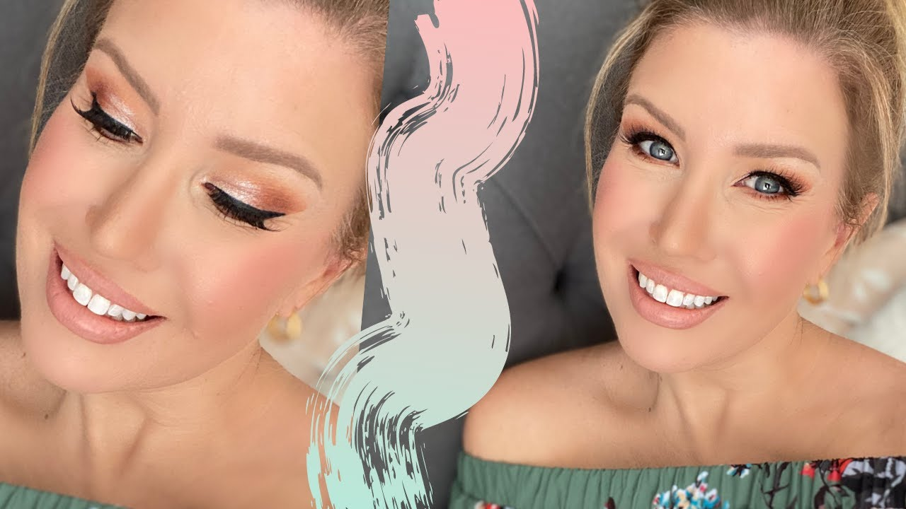 MY SIGNATURE GO-TO EYESHADOW LOOK USING AN AMAZING $10 PALETTE | Risa Does Makeup