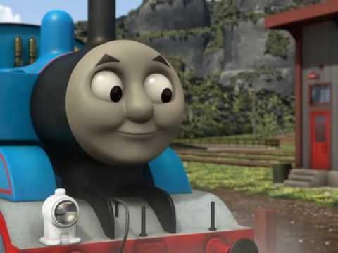 Thomas - Jumping Jobi Wood!