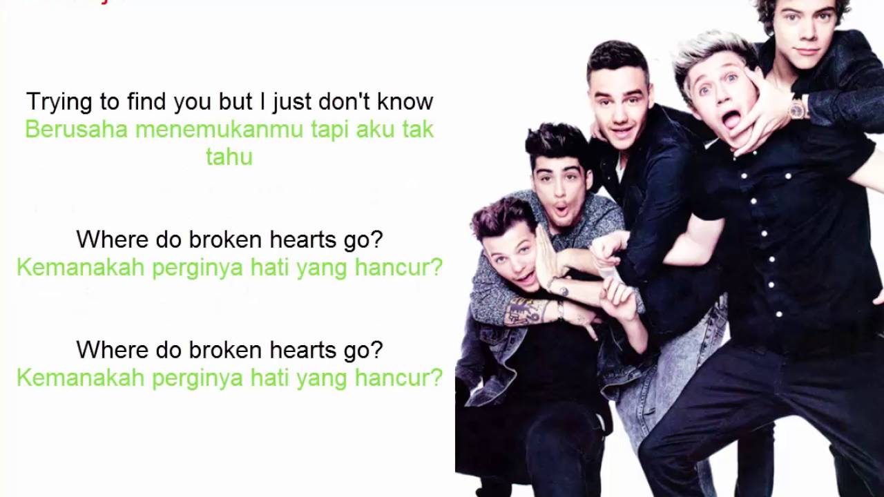 One direction what makes you beautiful lirik dan terjemahan