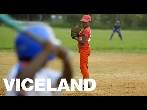 Cuban Little League Practice with Selema Masekela (VICE World of Sports Deleted Scene)