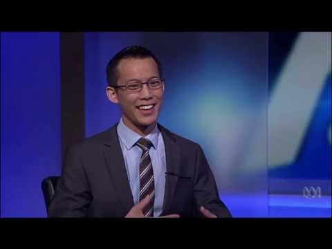 Eddie Woo on mathematics in schools - ABC 7:30 Report