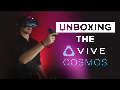 HTC Vive Cosmos - Video