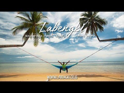 Main Kano di Resort PT Labengki Nirwana Resort Pulau Labengki Kendari Sulawesi Tenggara