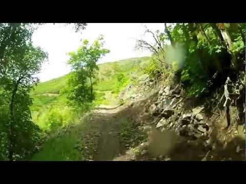 Coyote Hollow Bike Trip, Draper Utah, Mountain Bike, Downhill, Clark's Trail
