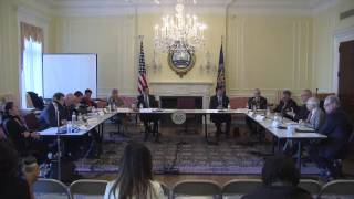 Freedom of Information Act (FOIA) Advisory Committee Meeting - October 20, 2015 - Part 2 of 2