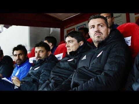 Συνέντευξη Τύπου Γκαρθία (Ολυμπιακός - Ξάνθη) / Press Conference (Olympiacos - Xanthi FC)