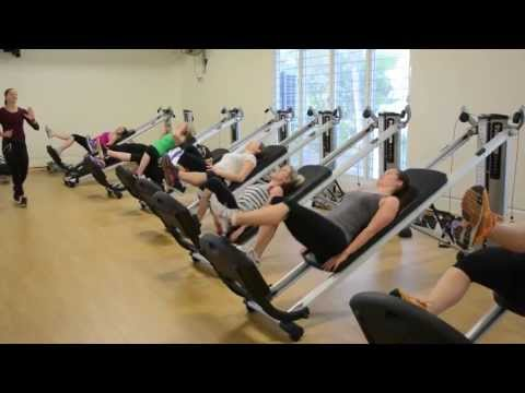 Fun Gravity fitness class for fast fat loss results - Free Pass