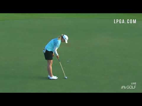 Brittany Lincicome Final Round Highlights - 2018 Pure Silk Bahamas LPGA Classic
