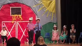Jackson's Kindergarten Graduation❤️🙎🏻♂️