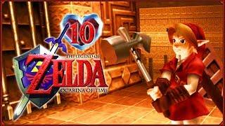 The Legend of Zelda: Ocarina of Time #10 - Młotek