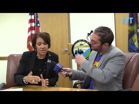Flint Mayor Karen Weaver With Jordan [FULL INTERVIEW]