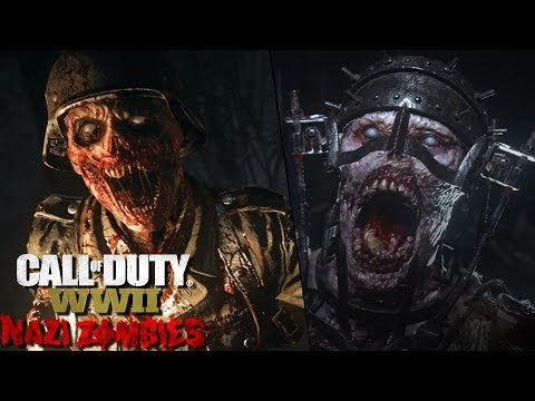 BREAKING OUR RECORD! Call of Duty World War II Zombies The Final Reich (WW2 Nazi Zombies)