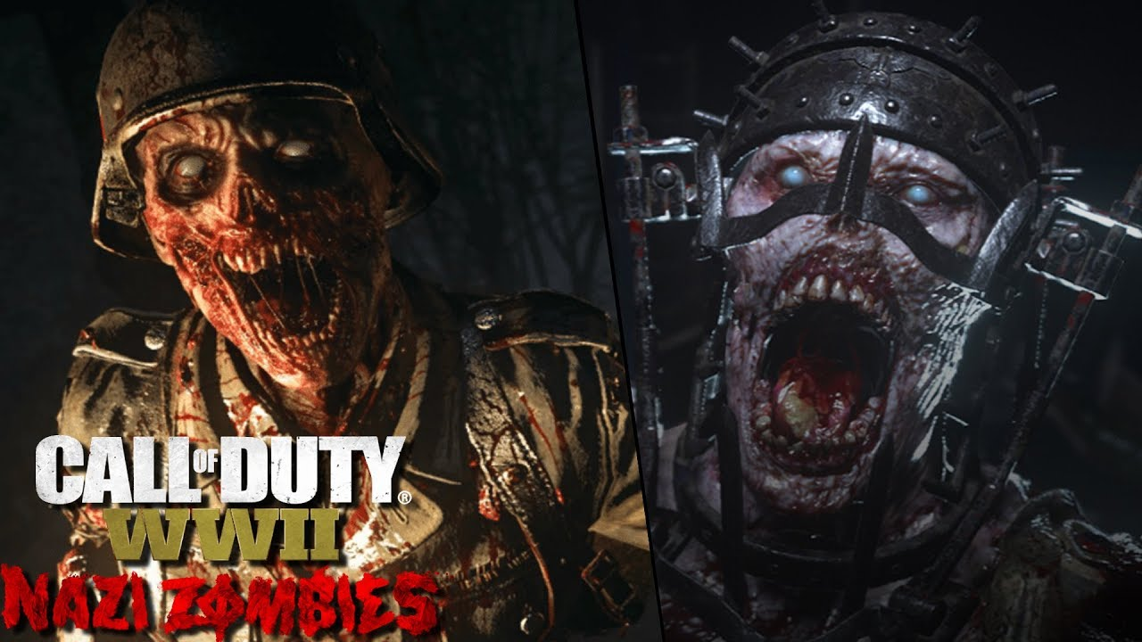 how to get ww2 campaign zombies
