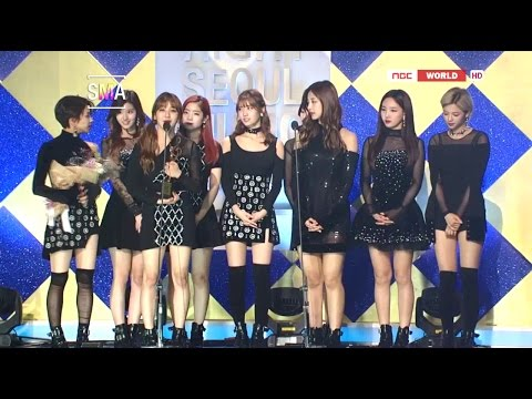 170121 TWICE - SONG OF THE YEAR @ 26th Seoul Music Awards 2017