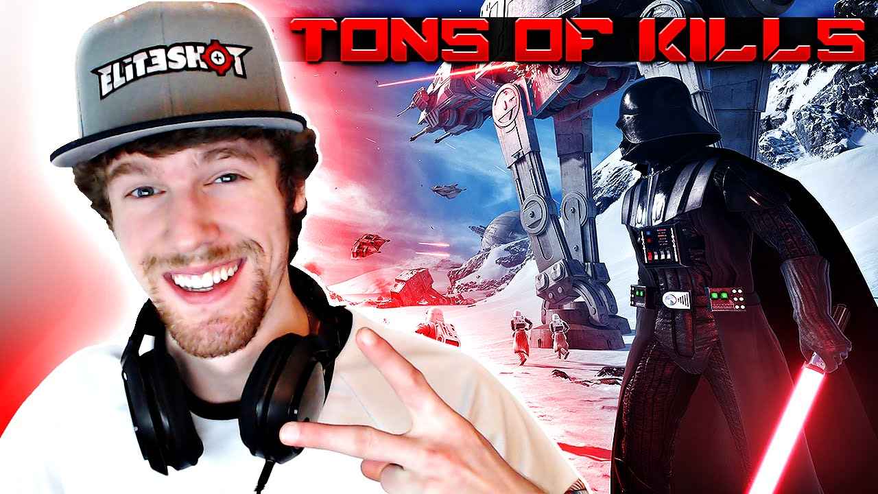 64 k d how to get tons of kills in star wars battlefront youtube