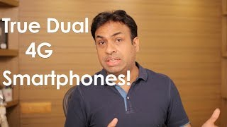 True Dual 4G VOLTE Support on Your Smartphones