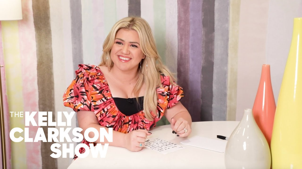 Kelly Surprises Staffer With Heartfelt Thank You Letter | Ambush Thank You | Digital Exclusive