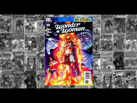 "Wonder Woman: vol 3 #30 - Rise of the Olympian, Part 5, ""Songs My Sister Will Sing"" Timed"