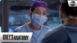 Meredith Sets a Record - Grey's Anatomy Season 15 Episode 14