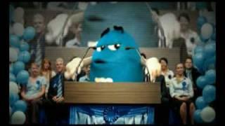M&M's Election - Blue