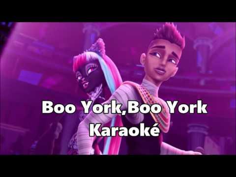 Karaoke Boo York | Monster High #KaraokeMonsterHigh