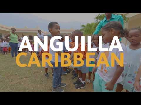 The Queen's Baton visits Anguilla