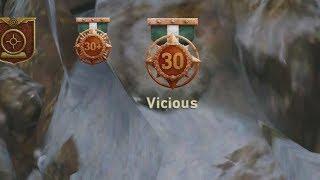 30 KILLSTREAK in Call Of Duty: WWII (NUCLEAR MEDAL Gameplay)