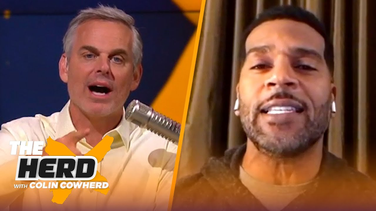 Jim Jackson on what Kawhi's injury means for Clippers, Bucks' playoff struggles | NBA | THE HERD