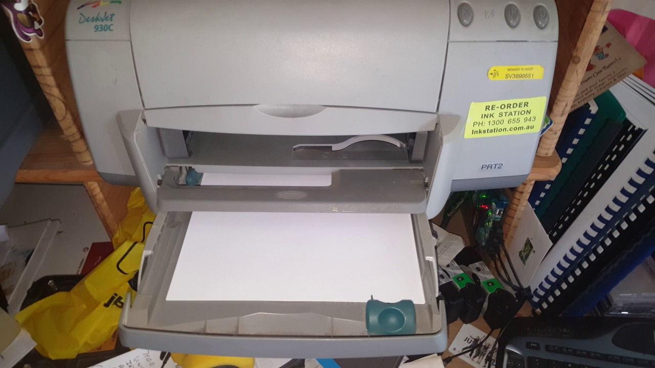 HP920C PRINTER DOWNLOAD DRIVERS