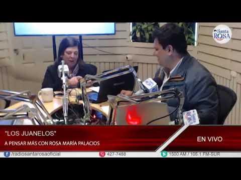 """""""A Pensar Más"""" con Rosa María Palacios. 30-10-2017"""