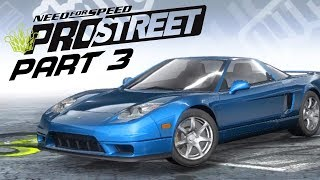 Need for Speed Prostreet Gameplay Walkthrough Part 3 - WHAT CAR SHOULD I BUY ???