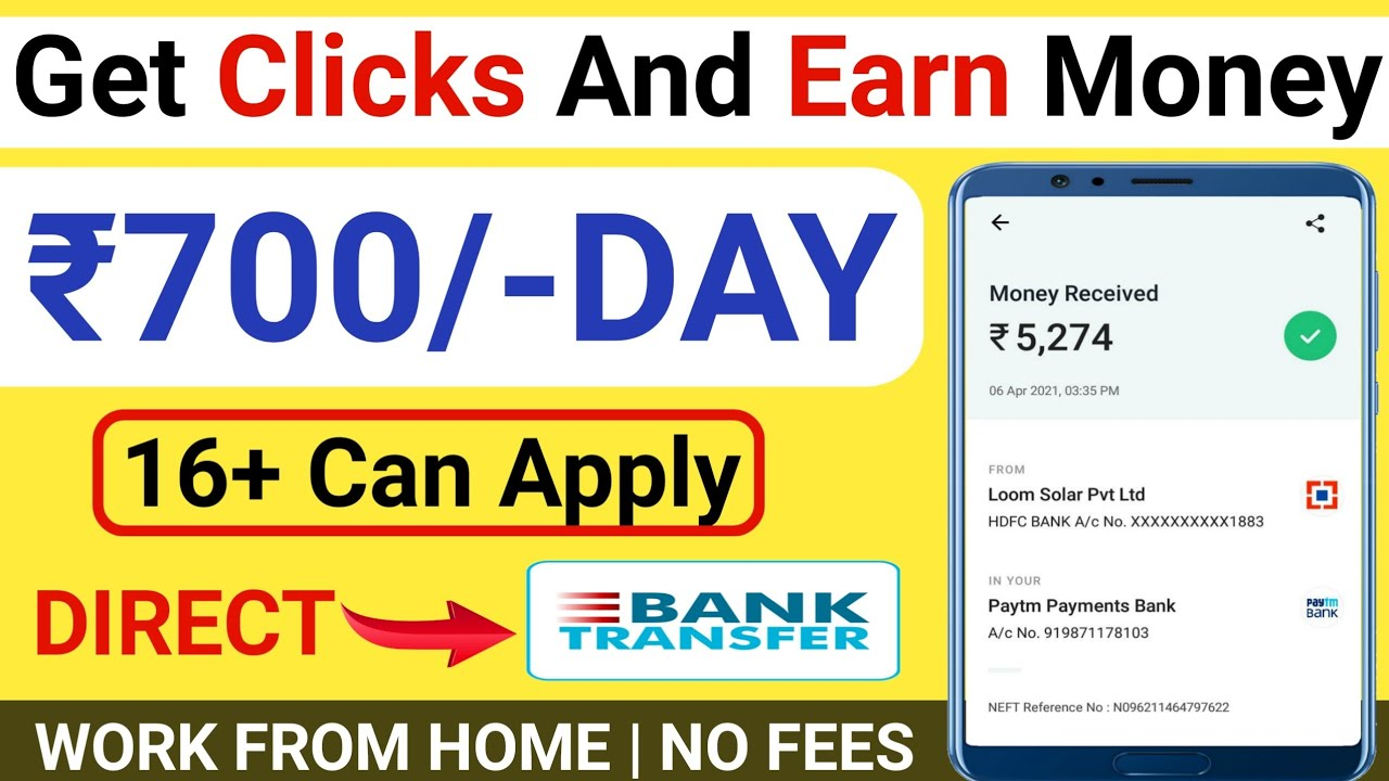 Work From Home Jobs | Earn ₹700 Daily | Part Time Jobs For Students