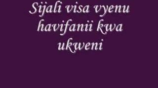 Lady Jaydee - Siku hazigandi
