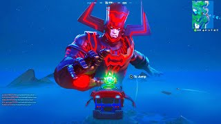 GALACTUS APPEARS in FORTNITE!
