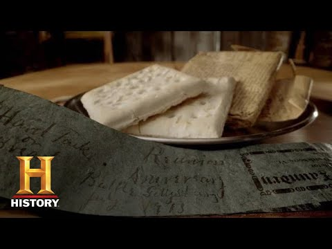 Eating History: TASTE TEST CHALLENGE: 106-Year-Old Civil War Rations (Season 1) | History