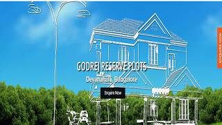 Godrej Reserve Plots Devanahalli, Bangalore - Godrej Bangalore
